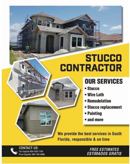 Stucco Contractor in South Florida