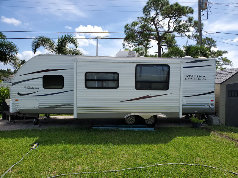 RV for Rent in Greenacres, Florida